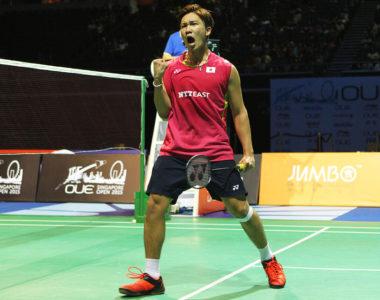Un prodige japonais du badminton suspendu pour les JO pour avoir joué dans un casino illégal