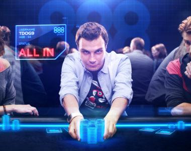 Les tournois de poker Sit & Go