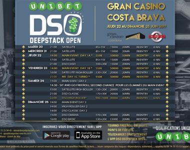 Unibet DeepStack Open lance sa première application de tournoi