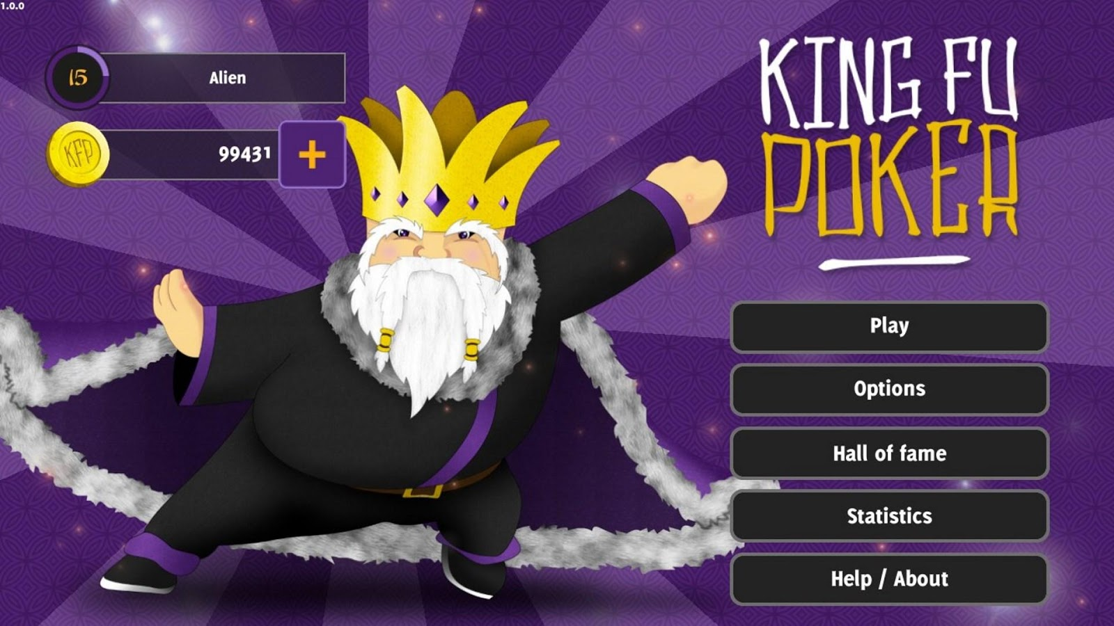 king Fu Poker