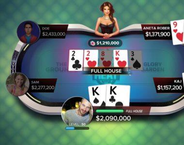 La popularité incroyable du Poker sur les réseaux sociaux