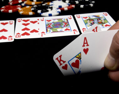 Les végétaliens augmentent en nombre chez les joueurs de poker