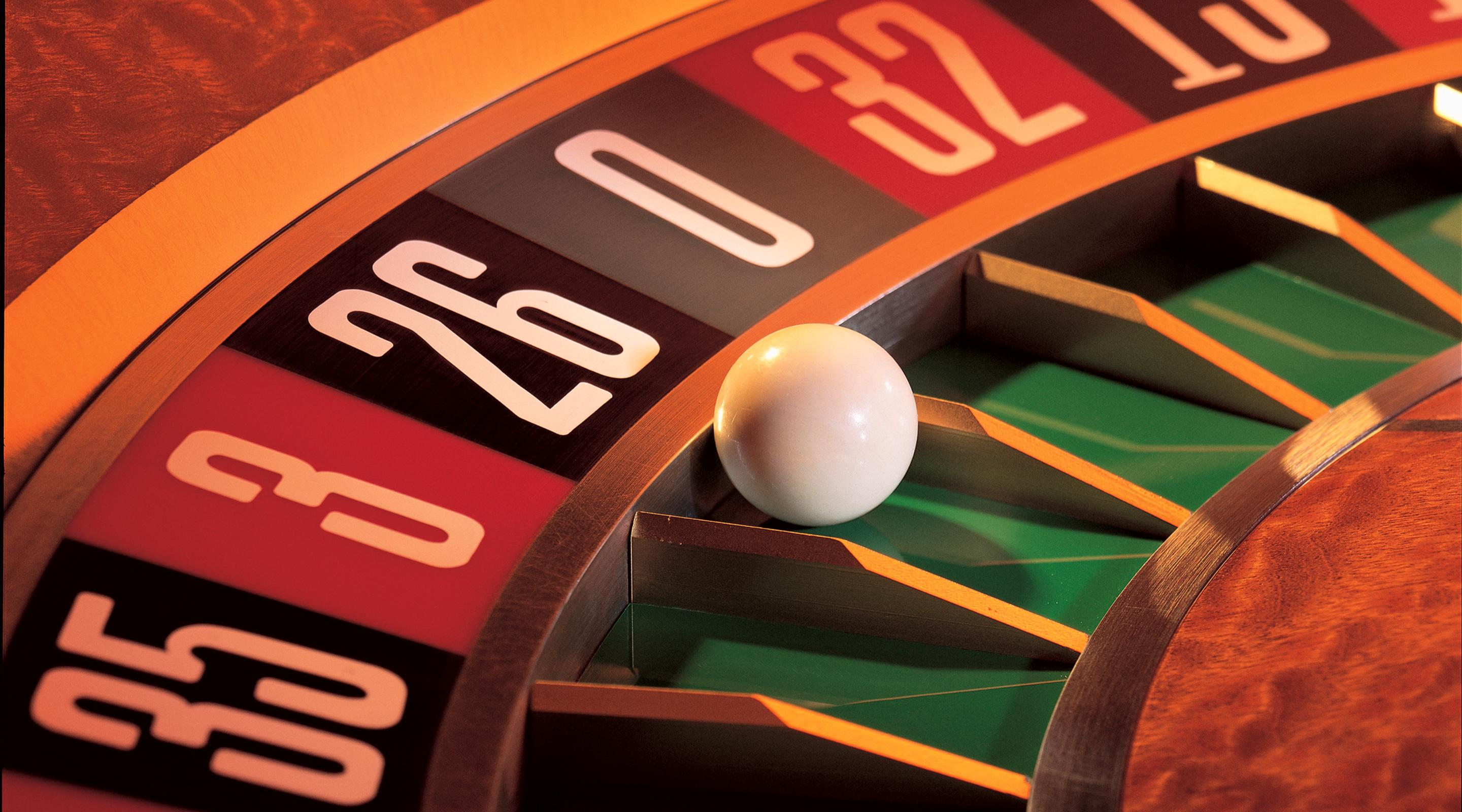 Infinite opportunities to satisfy your passion for table games await...